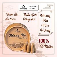 Nhang Nụ Trầm Hương Thiên Mộc Hương