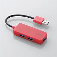 USB Hub ELECOM U3H-K315BRD - Hàng chính hãng