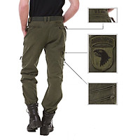 Bộ quần áo lính Mỹ US ARMY Kiểu Dáng Túi Hộp Chiến Thuật vải sợi bông mềm thoáng hút ẩm tốt