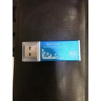 Đầu đọc thẻ nhớ Hộp Sắt cho mini Multi in One Memory Reader
