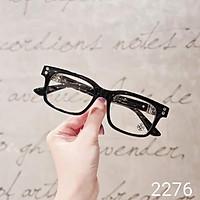 Gọng kính cận thời trang nam nữ chrome heart 2271 Chilistore