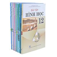 Bộ Sách Giáo Khoa Bài Tập Lớp 12 (11 Cuốn)