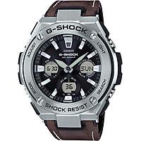 Đồng Hồ Casio Nam Dây Da G-Shock GST-S130L-1ADR