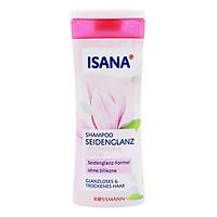 Dầu Gội Hoa Mộc Lan Và Sen Isana Shampoo Seidenglanz Sleeve Macnolie & Lotus (300ml)