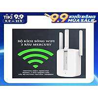 Bộ kích sóng Wifi   tốc độ cao Mercusrys MV300RE - chuẩn 300mp(Hàng Chính Hãng)