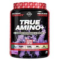 Sản phẩm tăng sức mạnh - Sức bền / Elite Labs True Amino vị Grape 450g
