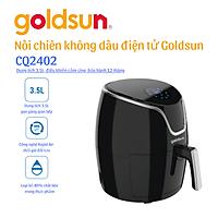 Nồi chiên không dầu Goldsun CQ2402 hàng chính hãng