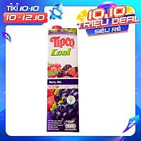 Nước Ép Berry Và Trái Cây Tổng Hợp Tipco (1 Lít)
