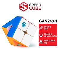 Rubik 2x2 GAN  249V2 M Stickerless/ Viền đen