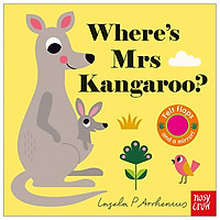 Where's Mrs Kangaroo? (Felt Flaps)
