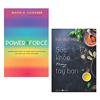 Combo : Power Vs Force - Trường Năng Lượng Và Những Nhân Tố Quyết Định Tinh Thần Và Sức Khỏe Con Người (Bản Thông Thường) + Sức Khỏe Trong Tay Bạn