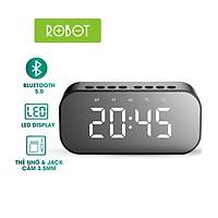 Loa Bluetooth 5.0 Màn Hình LED - Kiêm Đồng Hồ Báo Thức + Hỗ Trợ Thẻ Nhớ, Nghe FM – HÀNG CHÍNH HÃNG