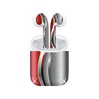 Miếng dán skin chống bẩn cho tai nghe AirPods in hình Họa tiết - HTx135 (bản không dây 1 và 2)