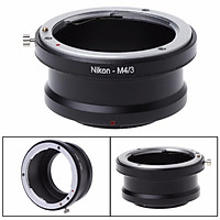 Camera Lens Adapter AI-M4/3 Mount Adapter Ring For Nikon F AI AF Lens to Micro 4/3 Olympus Panasonic