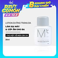Lotion dưỡng trắng mini size MdoC Whitening Skin+Lotion 30ml JN-MLT05