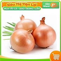 [Chỉ giao HCM] - Hành tây (1kg) - được bán bởi TikiNGON - Giao nhanh 3h