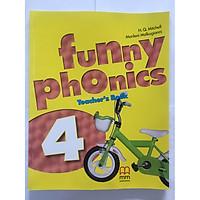 Funny Phonics 4 (Teacher's Book)