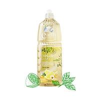 Nước rửa chén không khô da tay gốc thực vật hương chanh Earth Choice Úc 1L