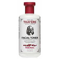 Nước Hoa Hồng Không Cồn Thayers Rose Petal Witch Hazel Facial Toner 355ml (Dành cho da khô, da thường)