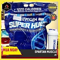 Thực phẩm hỗ trợ tăng cơ, tăng cân - Tăng cân đẳng cấp Super Huge