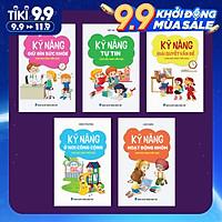 Trọn bộ sách Kỹ năng cho học sinh tiểu học (Bộ 5 cuốn)