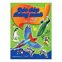 Bóc Dán Thông Minh - Thế Giới Loài Chim
