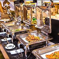 Hoàng Yến - Buffet Trưa Hơn 80 Món Việt Không Giới Hạn Món Tại The Garden Mall