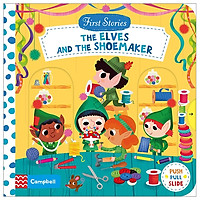 First Stories: The Elves And The Shoemaker
