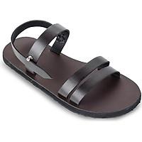 Giày Sandal Unisex Casual CA632SH68PQDVN - Nâu