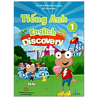 Tiếng Anh 1 English Discovery - Pupil Book
