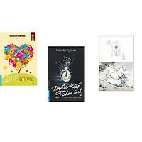 Combo 3 cuốn sách:  Sống An Vui + Muôn Kiếp Nhân Sinh + Cổ học tinh hoa (Tái Bản)