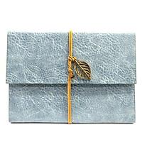 Sổ Leaf Notebook - Màu Xanh