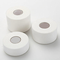 Breathable Full Cotton Sport Baskerball Football Elastic Knee Bandage Tape