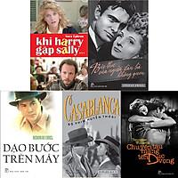 Combo Sách Từ Phim: Bức Thư Của Người Đàn Bà Không Quen + Casablanca + Chuyến Tàu Mang Tên Dục Vọng + Dạo Bước Trên Mây + Khi Harry Gặp Sally… (5 Cuốn)