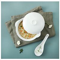 Bát đựng súp có nắp, tô đựng canh nhỏ cho các bữa tiệc