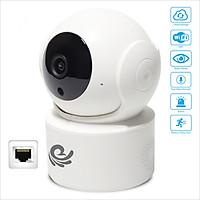 Camera Wifi - Camera Wifi IP  Quan Sát Trong Nhà - CARECAM CC2021 - 2.0 (1080FullHD) Khả Năng Lưu Trữ Cao, Hỗ Trợ Đàm Thoại 2 Chiều - Hàng Nhập Khẩu