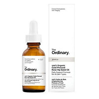 Tinh dầu The Ordinary 100% Organic Cold-Pressed Rose Hip Seed Oil 30ml