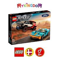 Đồ Chơi LEGO Siêu Xe Đua Ford Gt Heritage Edition & Bronco R 76905