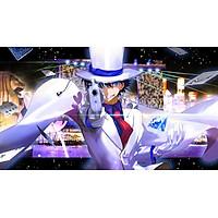 Poster A4 dán tường Anime, decal 21x30 trang trí có keo Detective Conan Wallpapers (4).jpg