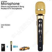 Micro không dây TUXUN K9, karaoke dành cho xe hơi