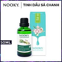 [50ml] Tinh dầu Sả Chanh NOOKY 100% Thiên Nhiên - TORO FARM