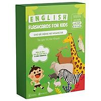 English Flashcards For Kids - Động Vật Hoang Dã
