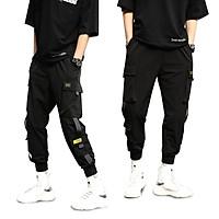 Quần jogger nam nữ thể thao kaki mã TT46 thô túi hộp kiểu bó ống Hàn Quốc chất vải đẹp ống dài