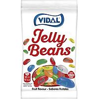 Kẹo Dẻo Hình Hạt Đậu Vidal (Gói 100g)