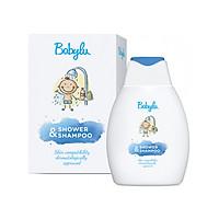 Gel Tắm Gội Cho Trẻ Sơ Sinh Và Trẻ Nhỏ Babylu Shower Shampoo 300ml