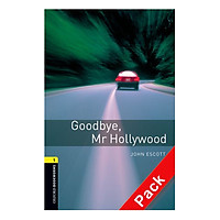 Oxford Bookworms Library (3 Ed.) 1: Goodbye, Mr Hollywood Audio CD Pack