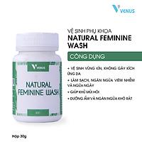 SẢN PHẨM VỆ SINH PHỤ NỮ NATURAL FEMININE WAS - VENUS