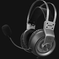 Headphone Marvo HG9035 Xám (USB 7.1) Led - Hàng Chính Hãng