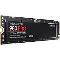 Ổ cứng SSD Samsung 980 Pro PCIe Gen 4.0 x4 NVMe V-NAND M.2 2280 500GB - Hàng Nhập Khẩu