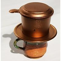 Phin nhôm pha cà phê sắc màu chất lượng cao phủ màu thực phẩm an toàn bằng công nghệ anodize